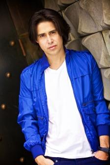 Actor - Writer Omar Mora