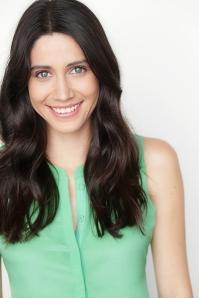 Actress Stefy Garcia
