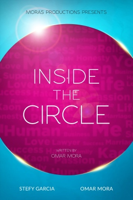 Inside The Circle Poster Social Media Size